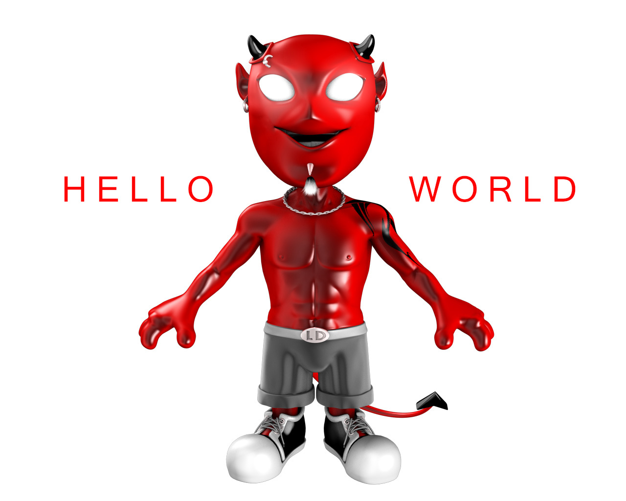 Little-Devil.com Logo